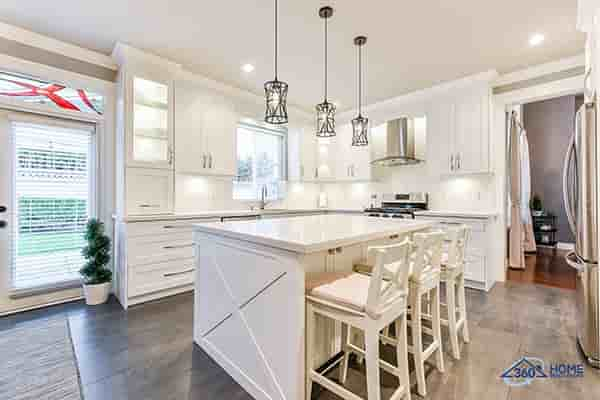 Kitchen Renovations in Vancouver Can Be as Minimal or Extensive as You Like